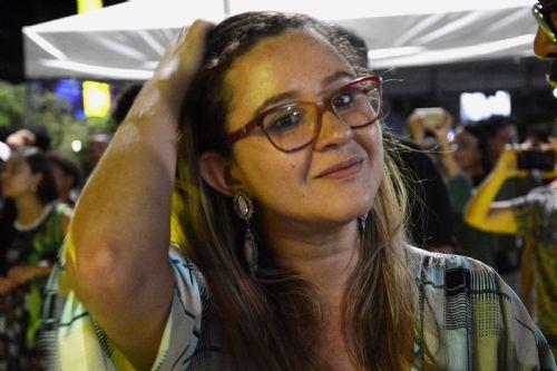 SHOW%20ORQUESTRA%20REGGAE%20 %20DEBORA%20BITTENCOURT%20 %20%20FOTO%2012%20POR%20CAU%20PRETO - Orquestra Reggae de Cachoeira homenageia conterrâneos os Tincoãs